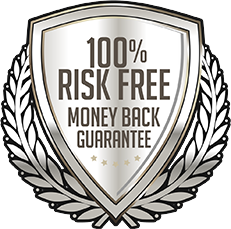 Male UltraCore Money Back Guarantee
